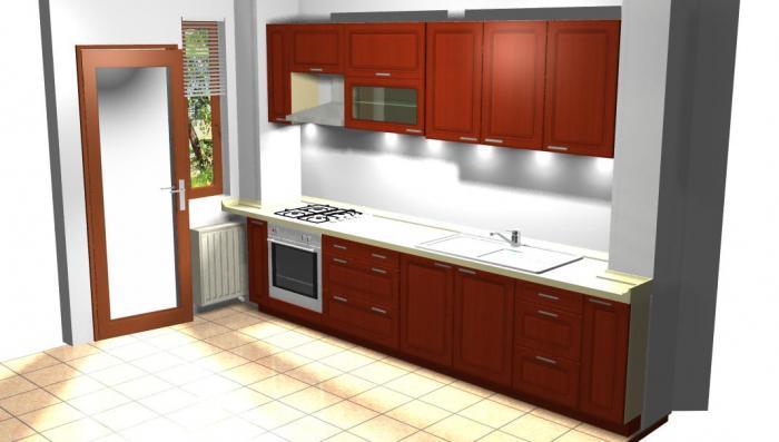 Proiect bucătărie Norvinia Nr-10 [0]