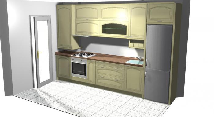 Proiect bucătărie Norvinia Nr-11 3