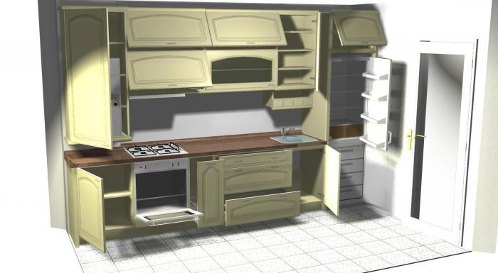 Proiect bucătărie Norvinia Nr-11 1