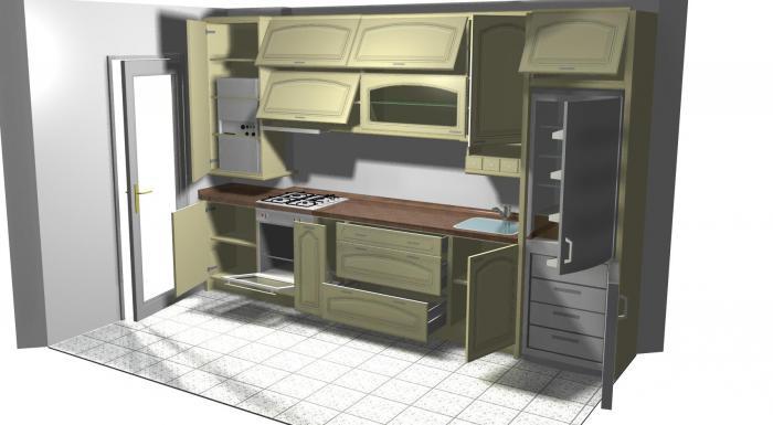 Proiect bucătărie Norvinia Nr-11 2