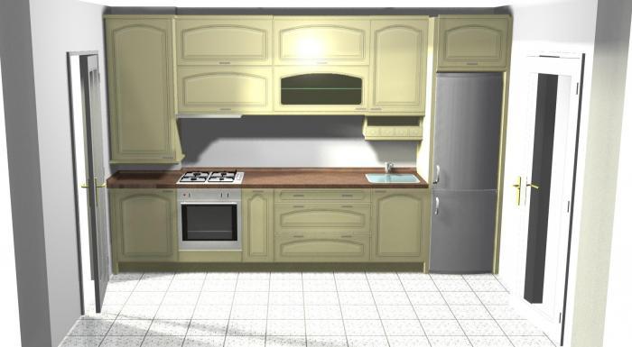 Proiect bucătărie Norvinia Nr-11 6