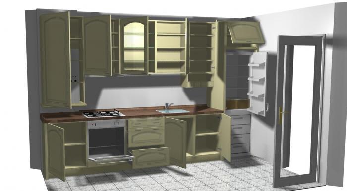 Proiect bucătărie Norvinia Nr-12 4