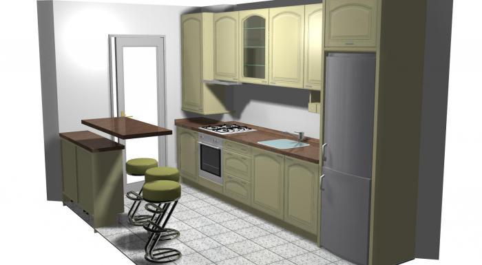 Proiect bucătărie Norvinia Nr-12 2
