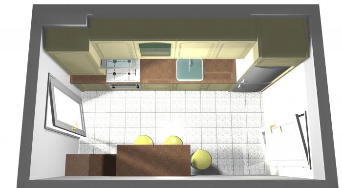 Proiect bucătărie Norvinia Nr-12 1