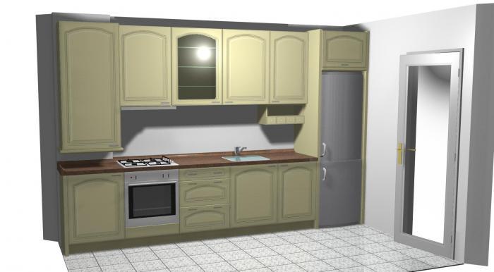 Proiect bucătărie Norvinia Nr-12 5