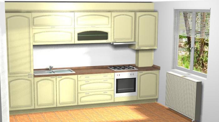 Proiect bucătărie Norvinia Nr-13 [0]