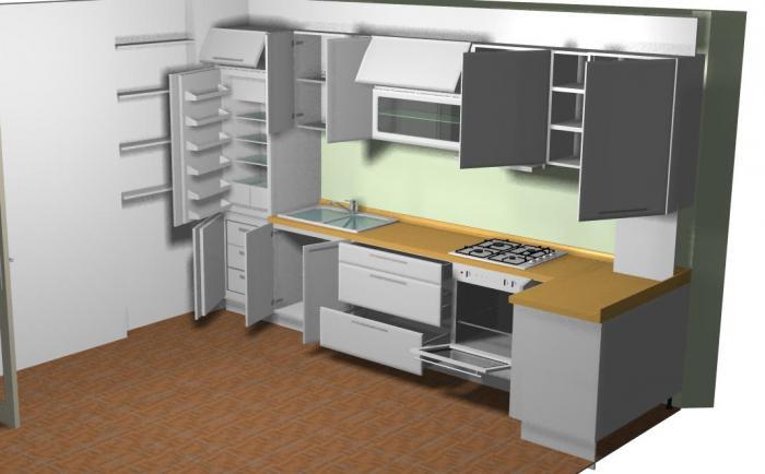 Proiect bucătărie Norvinia Nr-14 5