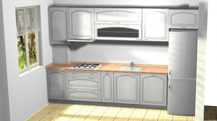 Proiect bucătărie Norvinia Nr-16 [0]