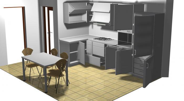 Proiect bucătărie Norvinia Nr-17 5