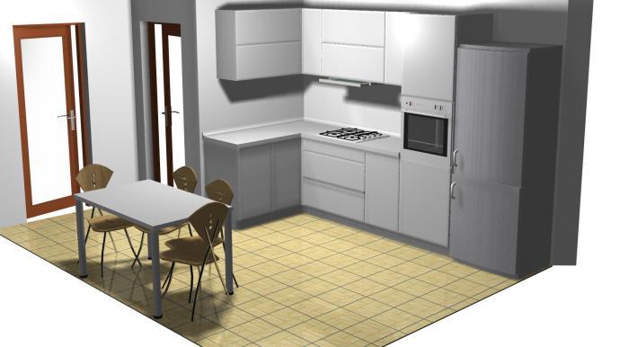 Proiect bucătărie Norvinia Nr-17 6
