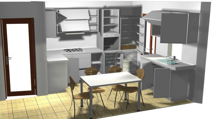 Proiect bucătărie Norvinia Nr-17 7