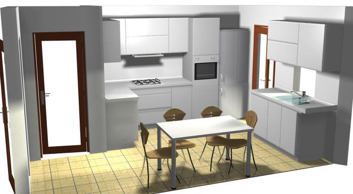 Proiect bucătărie Norvinia Nr-17 8