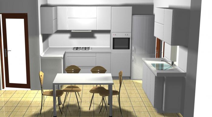 Proiect bucătărie Norvinia Nr-17 2