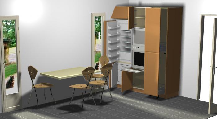 Proiect bucătărie Norvinia Nr-19 3