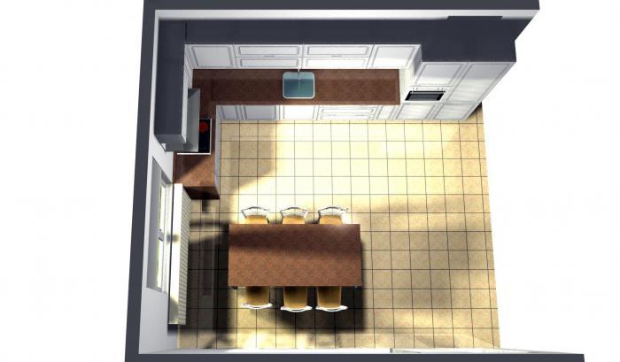 Proiect bucătărie Norvinia Nr-2 1