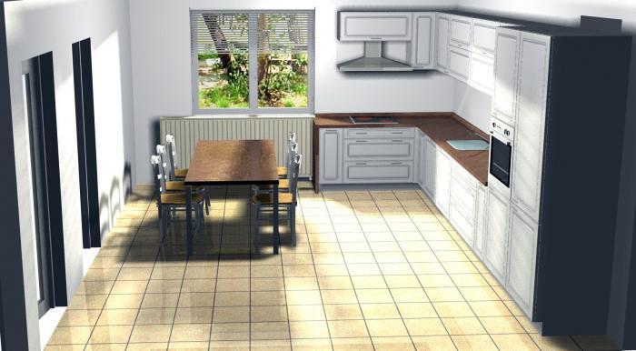 Proiect bucătărie Norvinia Nr-2 2