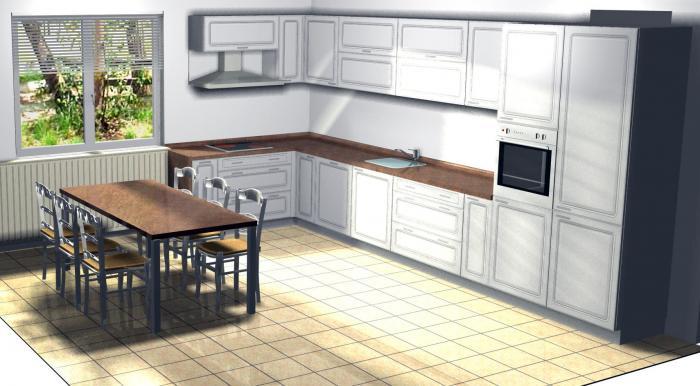 Proiect bucătărie Norvinia Nr-2 4
