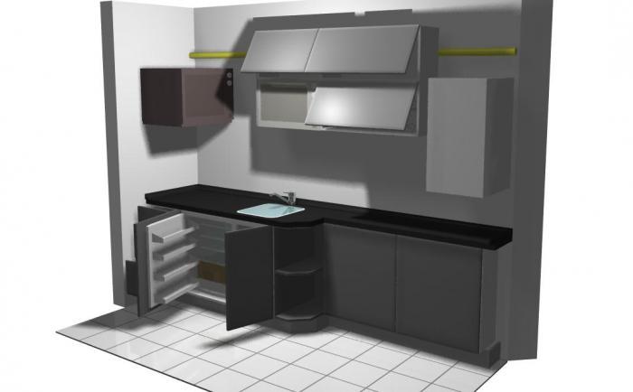 Proiect bucătărie Norvinia Nr-20 6