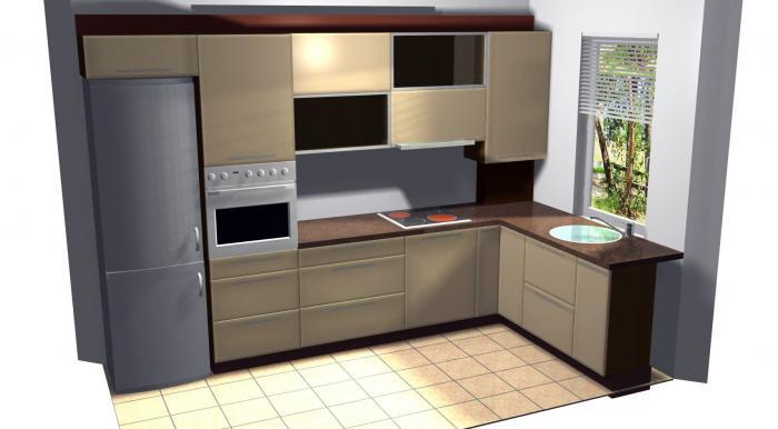 Proiect bucătărie Norvinia Nr-22 [0]