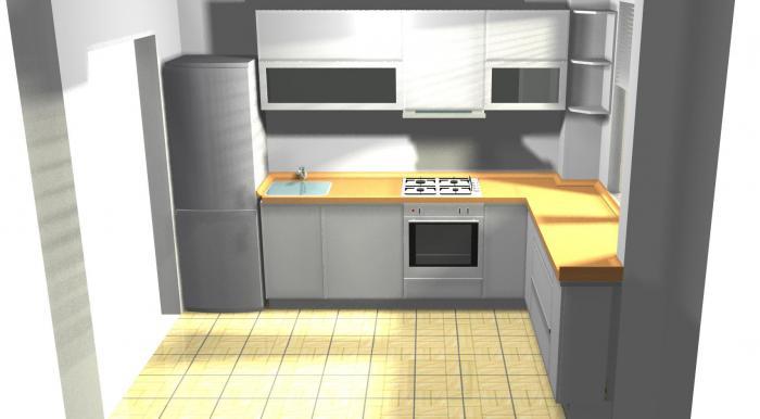 Proiect bucătărie Norvinia Nr-23 [0]