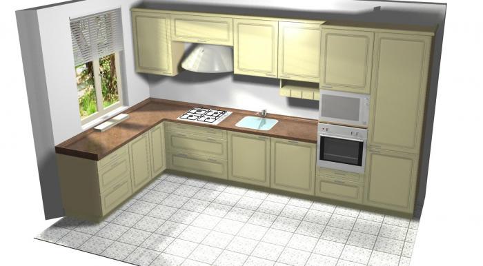 Proiect bucătărie Norvinia Nr-25 [4]