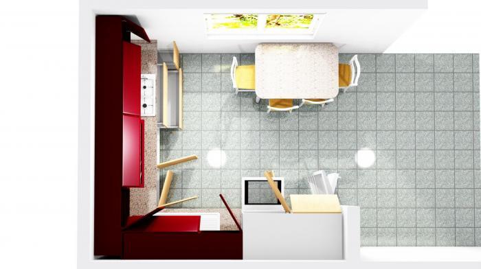 Proiect bucătărie Norvinia Nr-29 6