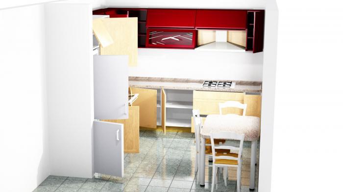 Proiect bucătărie Norvinia Nr-29 4