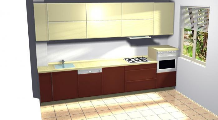 Proiect bucătărie Norvinia Nr-3 4