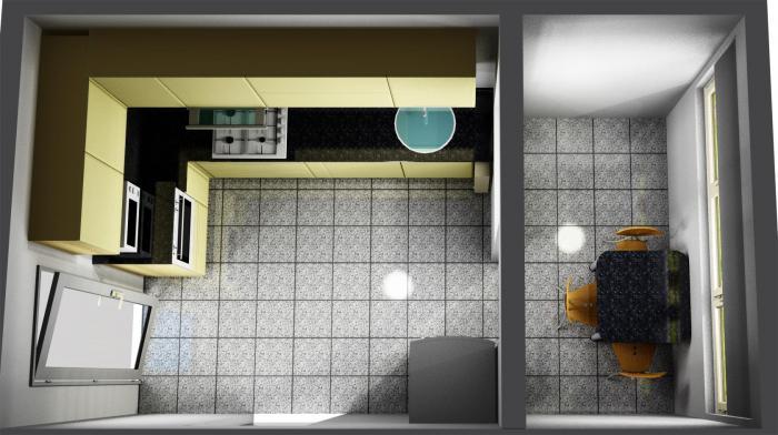 Proiect bucătărie Norvinia Nr-37 4