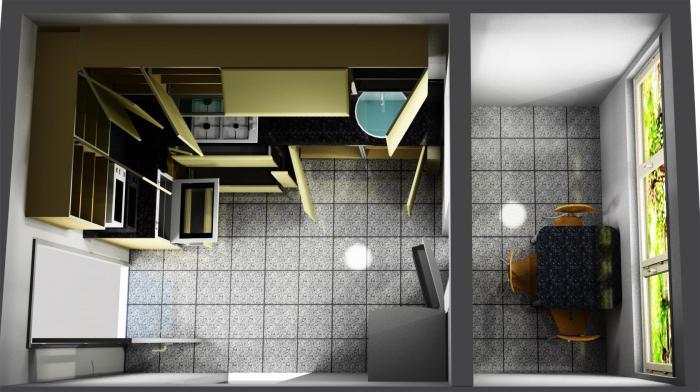 Proiect bucătărie Norvinia Nr-37 3