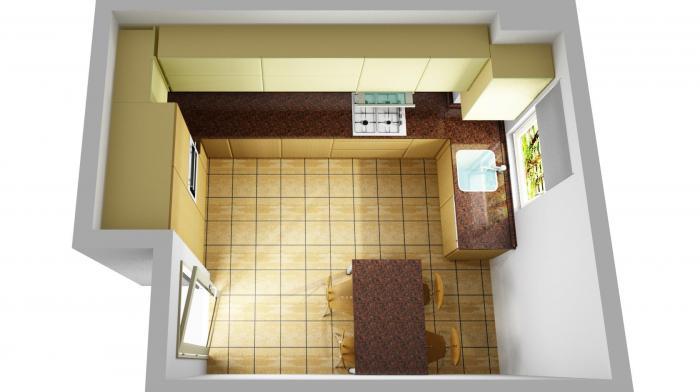 Proiect bucătărie Norvinia Nr-39 5