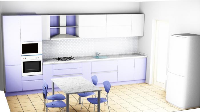 Proiect bucătărie Norvinia Nr-45 [0]