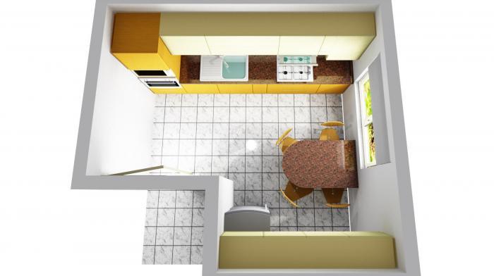 Proiect bucătărie Norvinia Nr-47 4