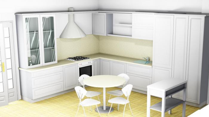 Proiect bucătărie Norvinia Nr-50 0