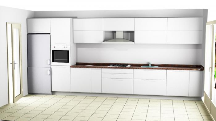 Proiect bucătărie Norvinia Nr-54 0