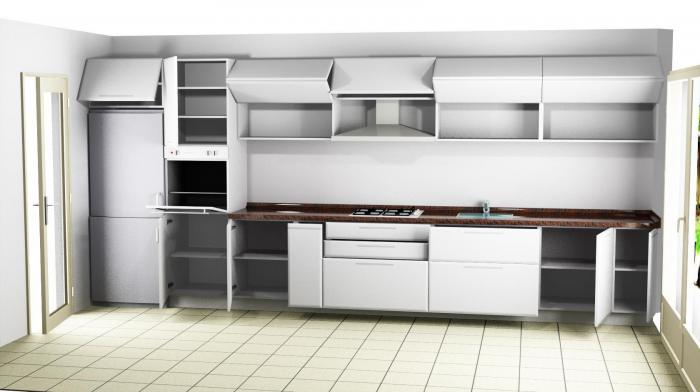 Proiect bucătărie Norvinia Nr-54 1