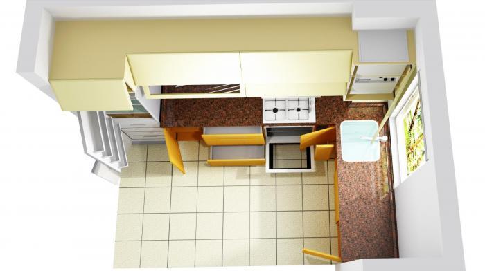 Proiect bucătărie Norvinia Nr-58 5