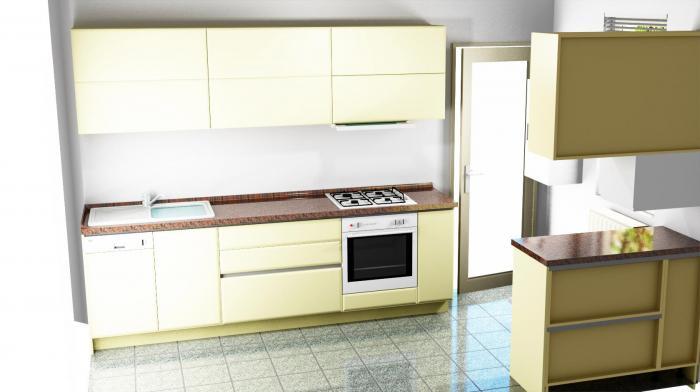 Proiect bucătărie Norvinia Nr-59 0