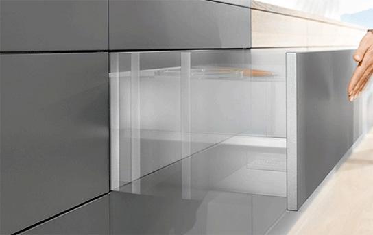 Tehnologie uși și sertare Blumotion [0]