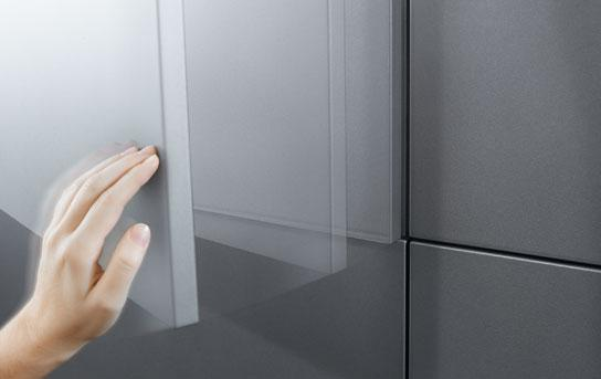 Tehnologie uși și sertare Blumotion [2]