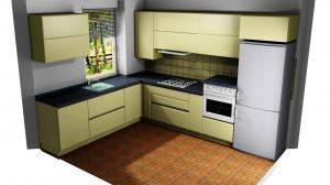 Proiect bucătărie Norvinia Nr-69 [0]