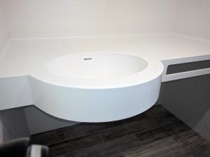 Chiuvetă pentru baie din Corian4