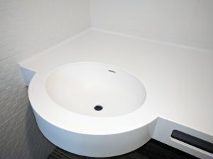 Chiuvetă pentru baie din Corian2