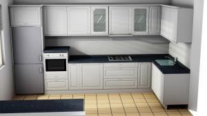 Proiect bucătărie Norvinia Nr-71 [0]