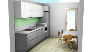 Proiect bucătărie la comandă Norvinia nr.745