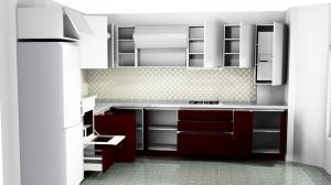 Ofertă preț bucătărie Norvinia Nr-443