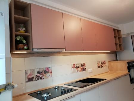 Mobilă bucătărie la comandă Nr.1400