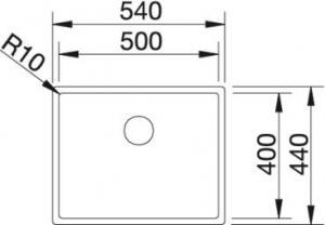 Blanco Claron 500-U [2]