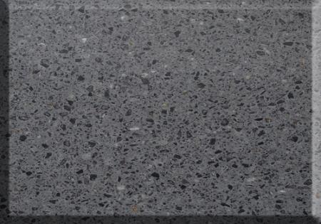 Blat de cuarț Taurus Terazzo Grey0