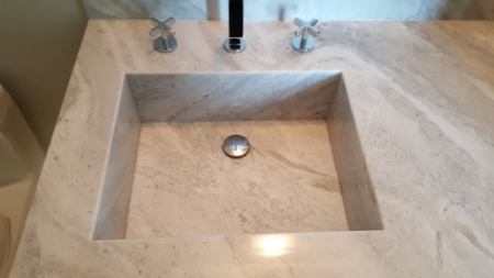 Chiuvetă Concrete Taupe [14]